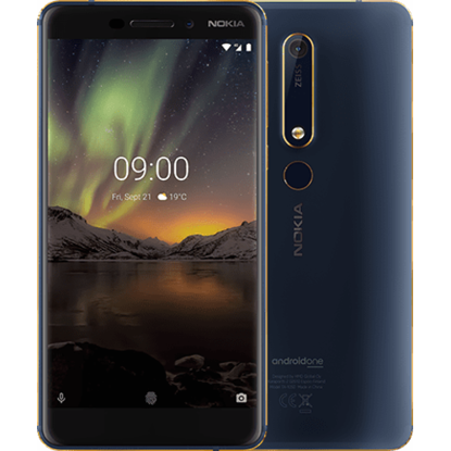 Picture of Nokia 6.1